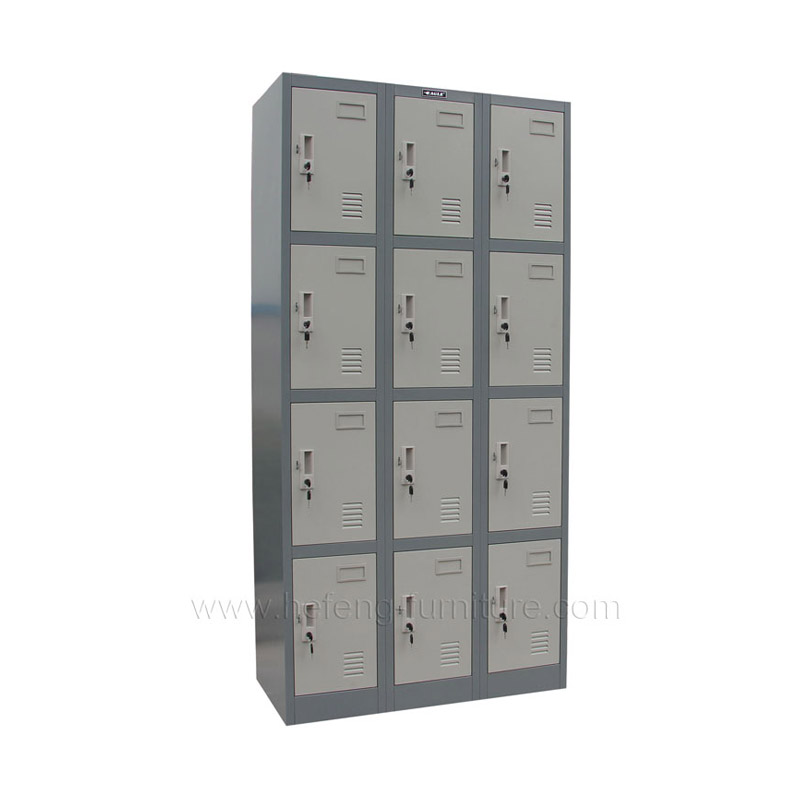 12 Door Gym Lockers