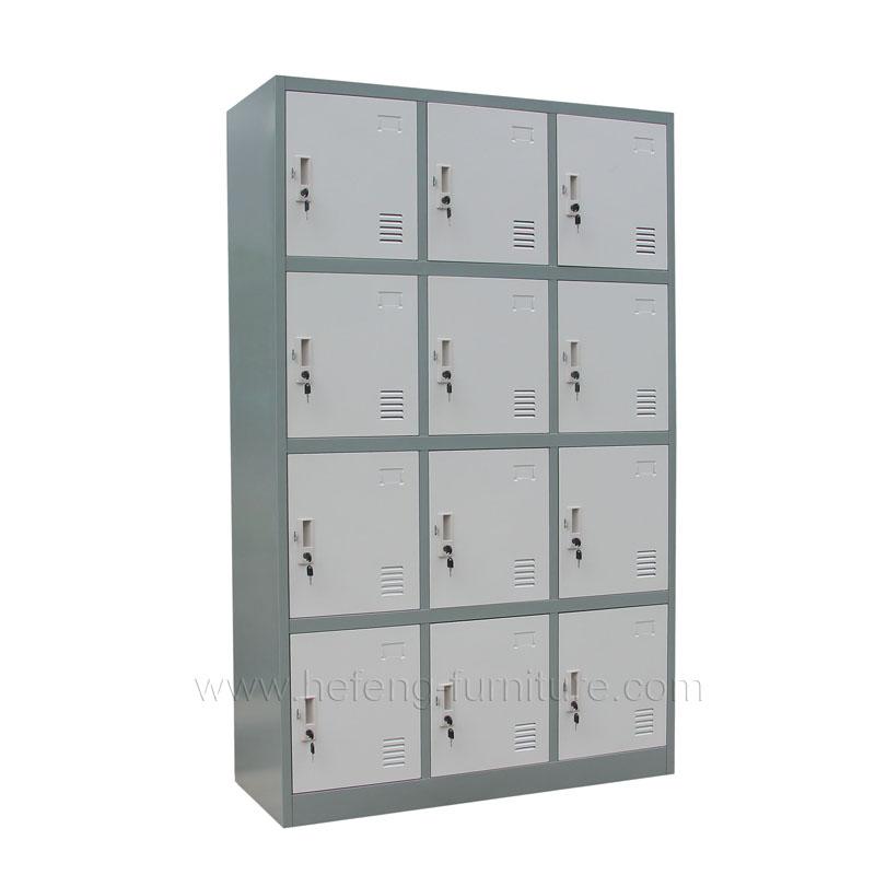 12 Door Gym Lockers Luoyang Hefeng Furniture