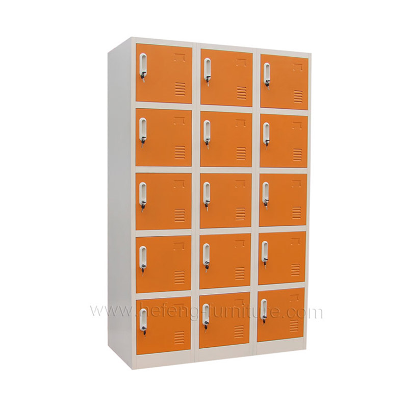 15 Door Sports Lockers