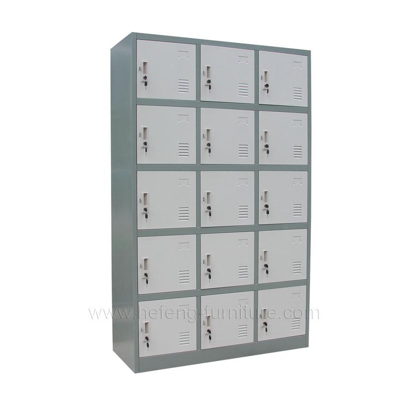 15 Door Sports Lockers Luoyang Hefeng Furniture