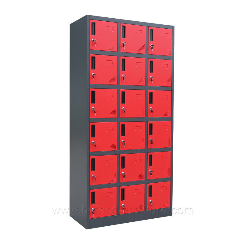 18 door student lockers luoyang hefeng furniture for 18 door locker
