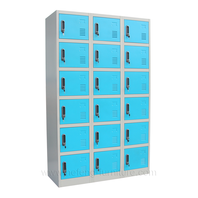 18 Door Student Lockers Luoyang Hefeng Furniture