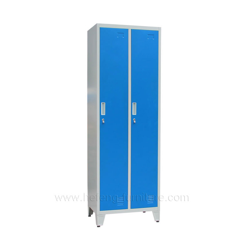 2 door steel school lockers