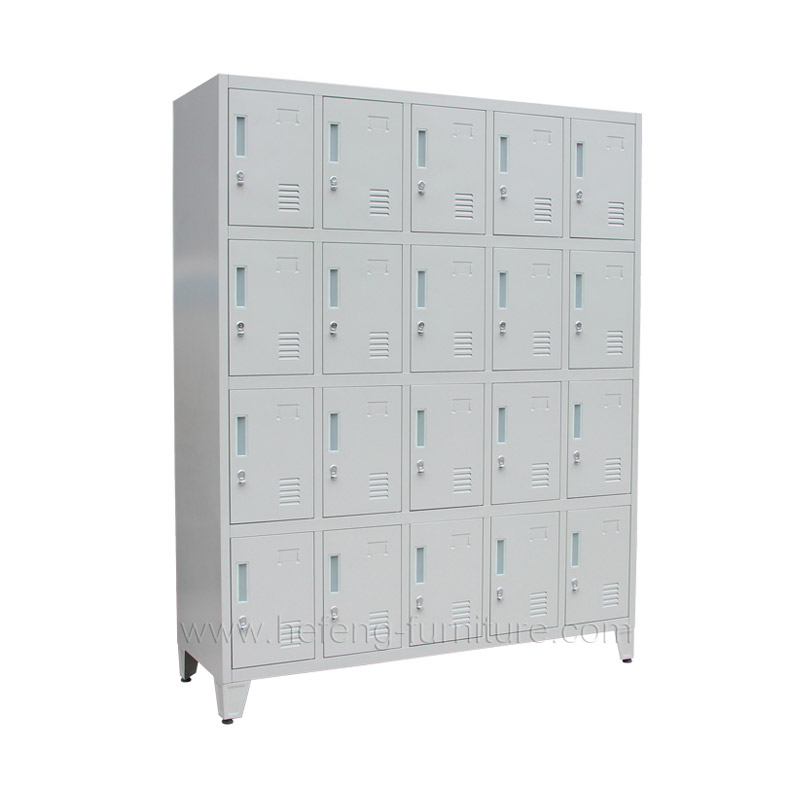 20 Door Employee Lockers
