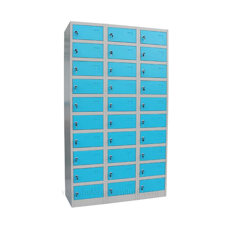 30 Door Workplace Lockers