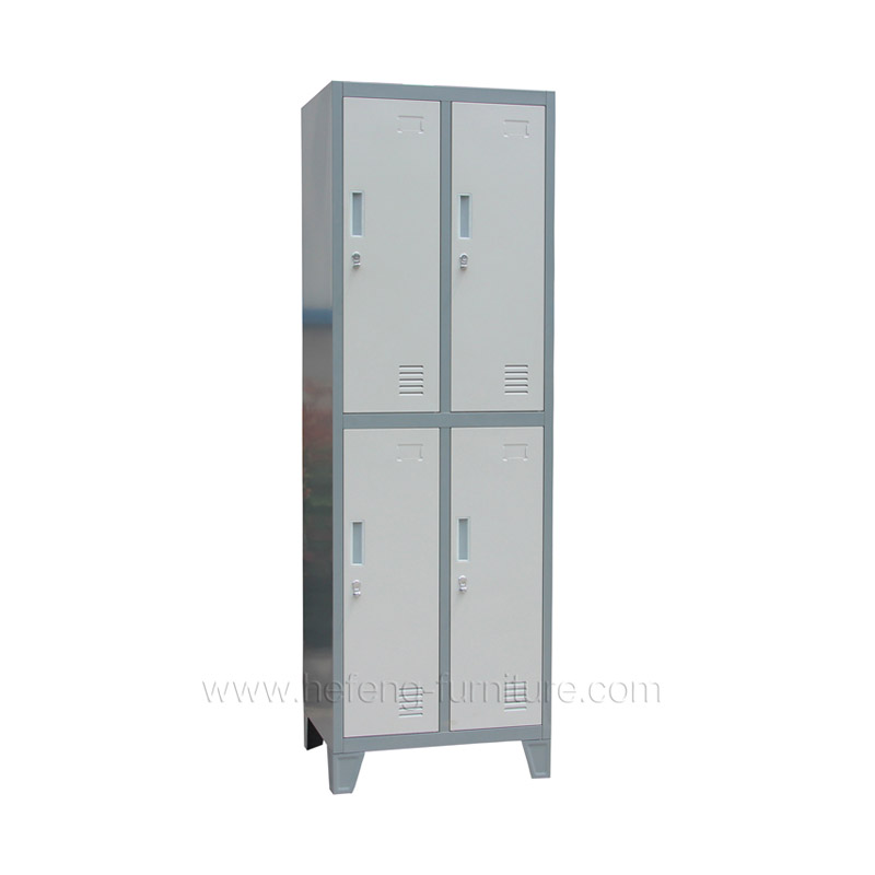 4 Door Metal Commercial Lockers