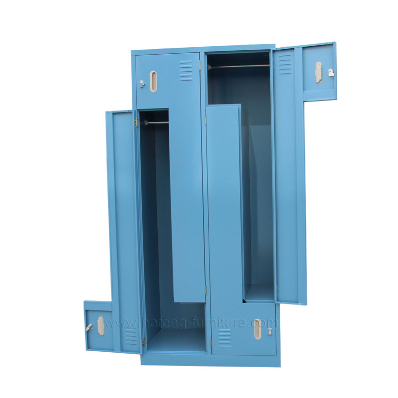 Metal Clothes Lockers Luoyang Hefeng Furniture