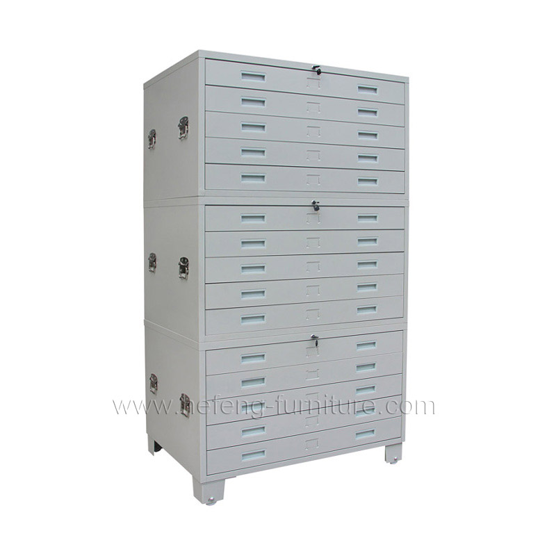 Drawing Storage Cabinet