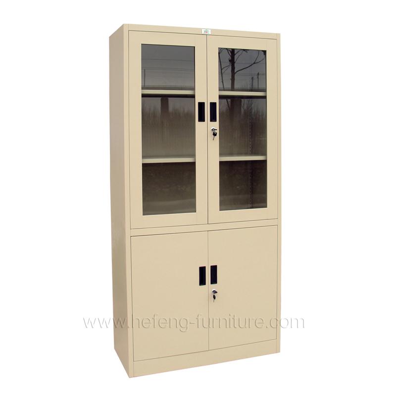 Glass Door Office Cabinet Luoyang Hefeng Furniture