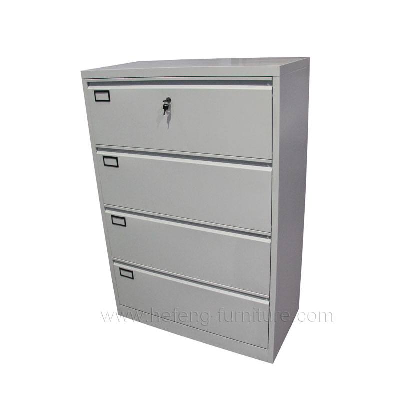 Marvelous ... Four Drawer Lateral Filing Cabinet ...