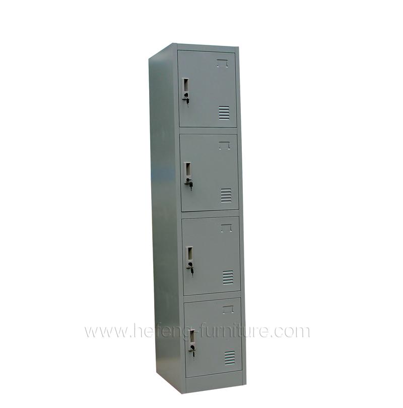 4 Tier Secure Lockers Luoyang Hefeng Furniture