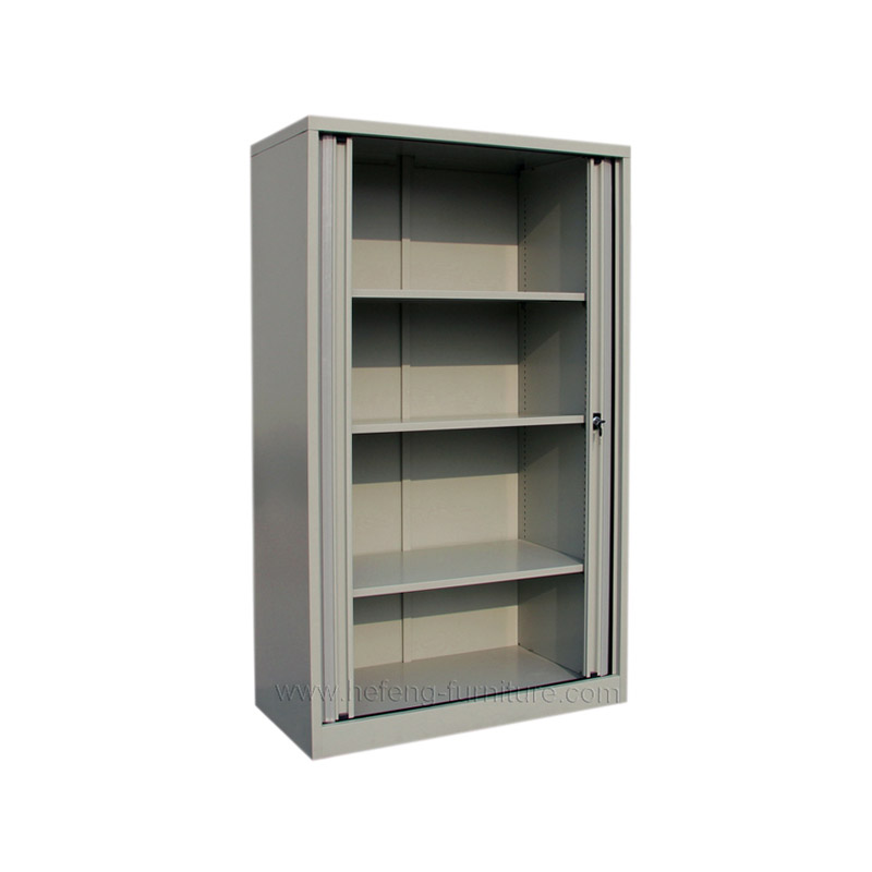 Tambour Storage Cupboard