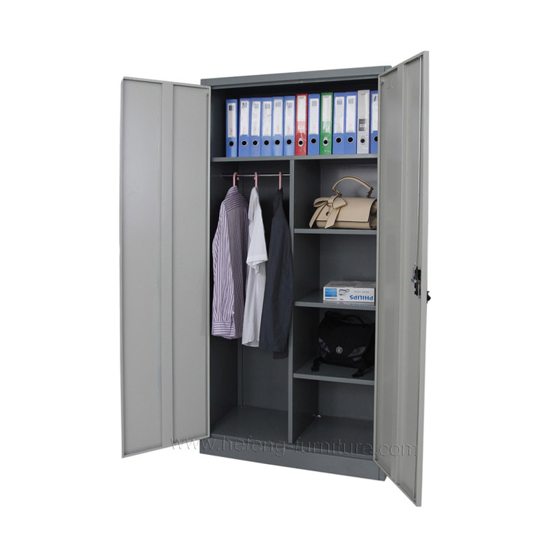Metal Wardrobe Cabinet - Luoyang Hefeng Furniture