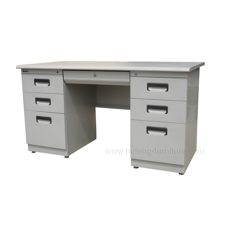 Metal Office Desk - Luoyang Hefeng Furniture