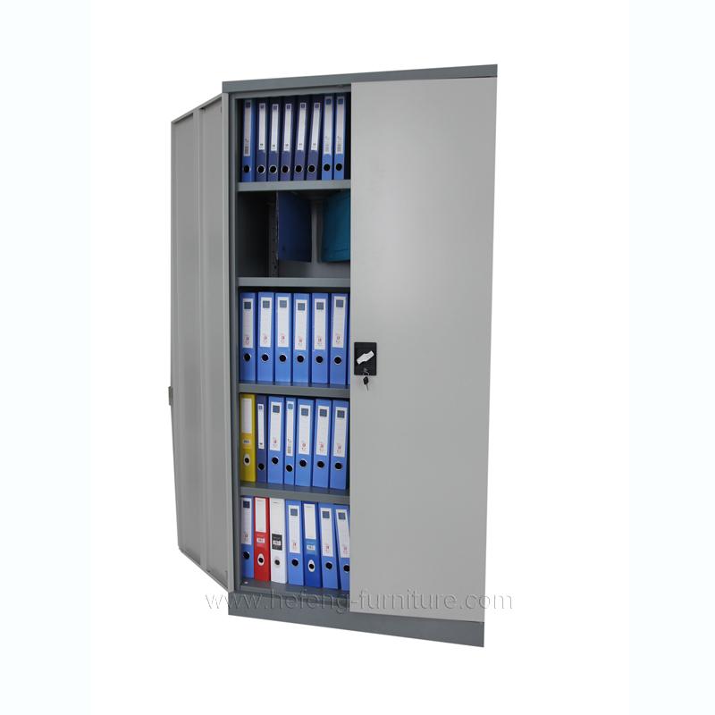 2 Door Metal Cabinets Luoyang Hefeng Furniture