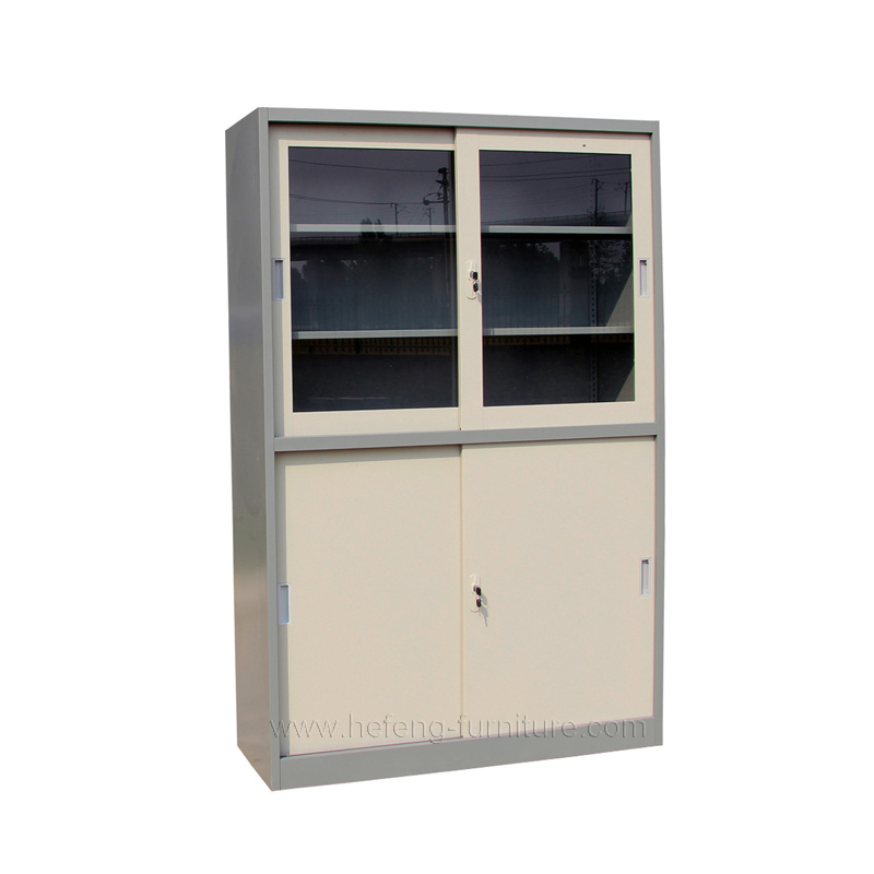 Sliding Door Storage Cabinet Luoyang Hefeng Furniture