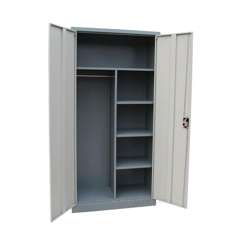 Steel Wardrobe Storage Metal
