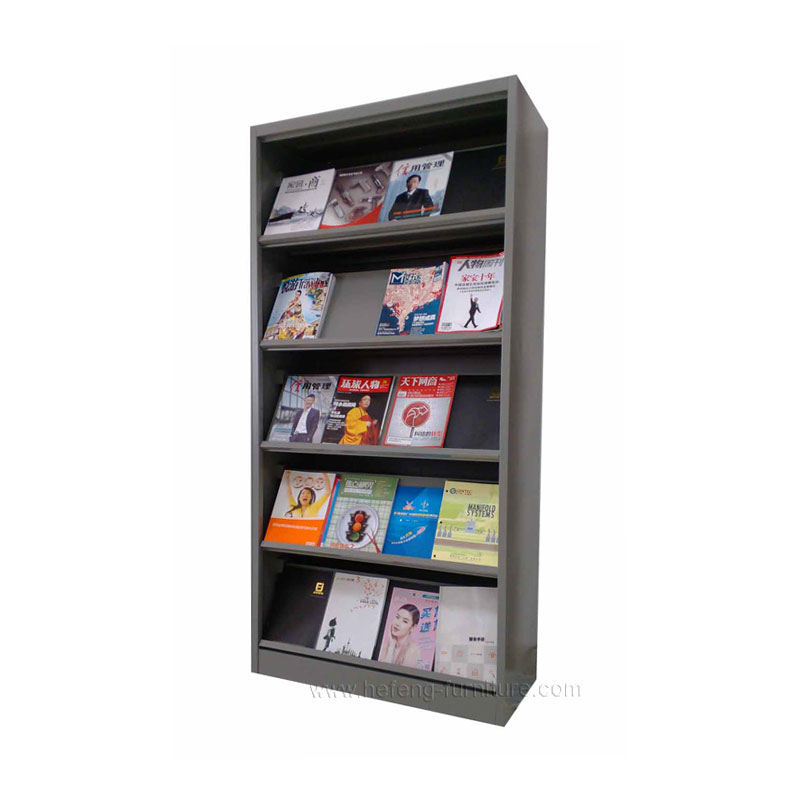 Steel Periodical Shelving