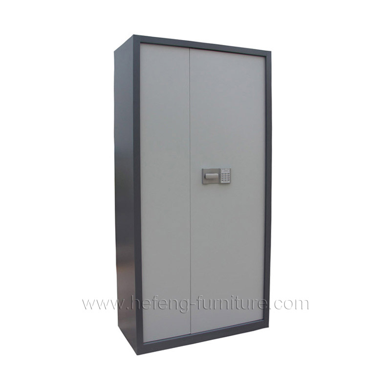 Secure Steel File Cabinet