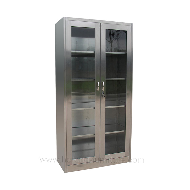 Stainless Steel Storage Cabinet Luoyang Hefeng Furniture