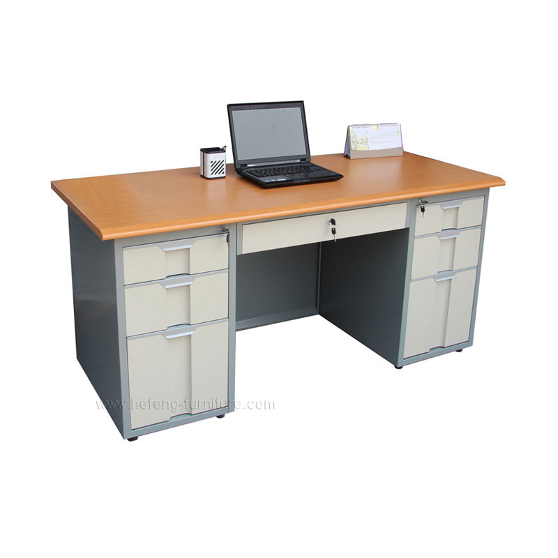 Metal Office Desk