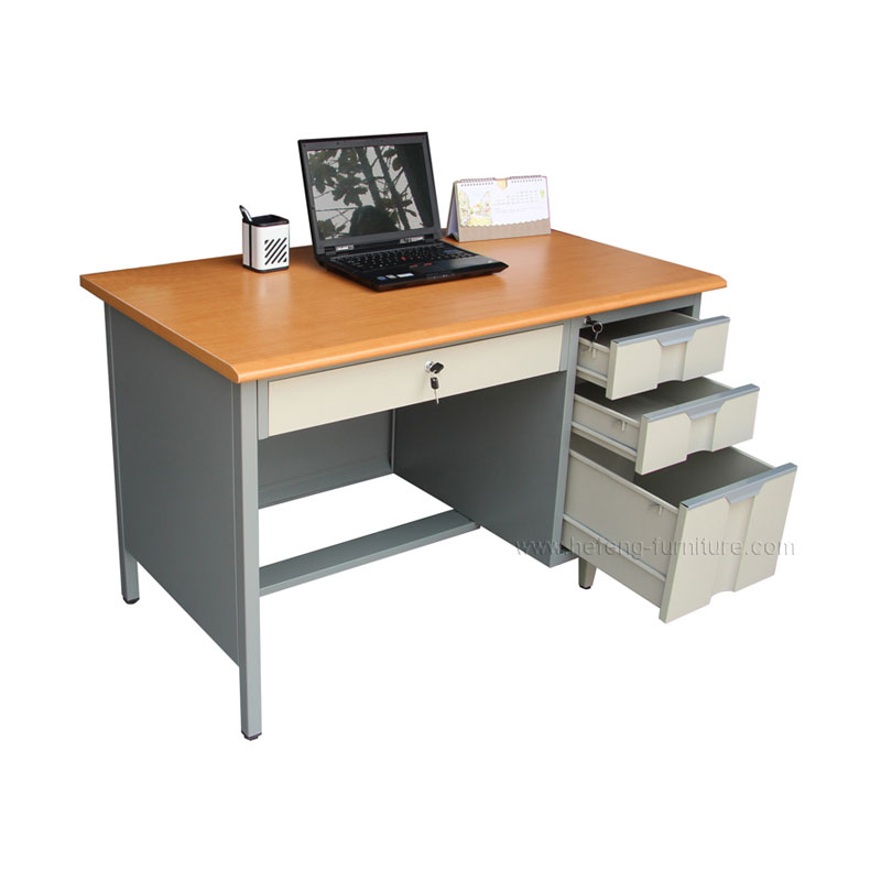 Steel School Desk