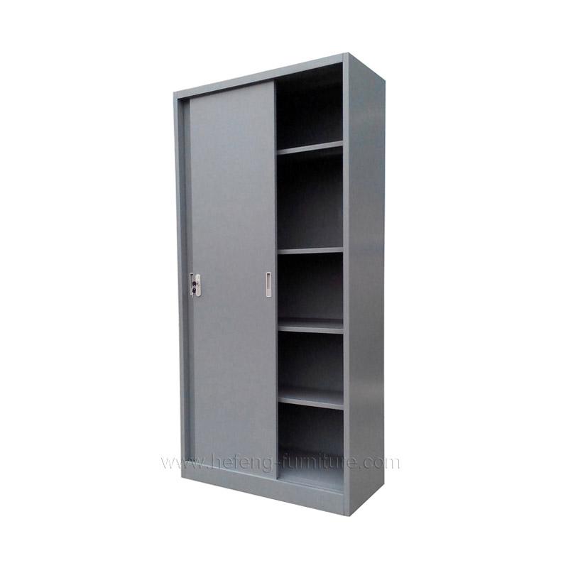 Metal Cabinet Sliding Door