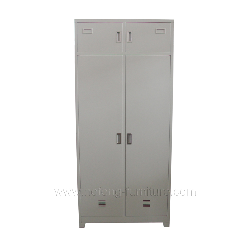 4 Door Metal Commercial Lockers Luoyang Hefeng Furniture