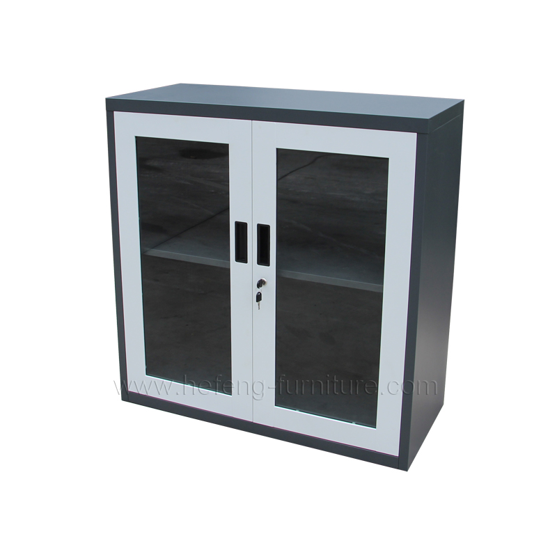 Exceptional Small File Cabinet With Glass Door ...