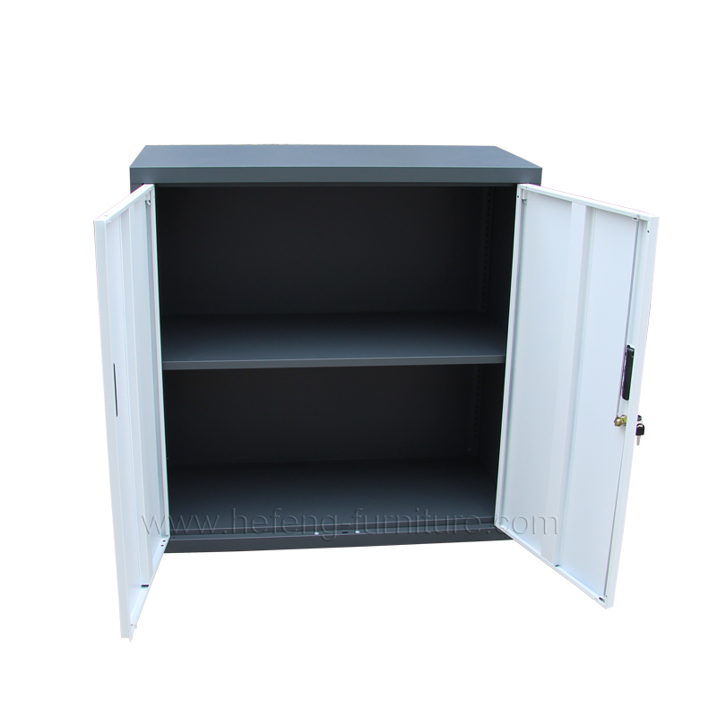 Genial Steel Cabinet With 2 Door ...