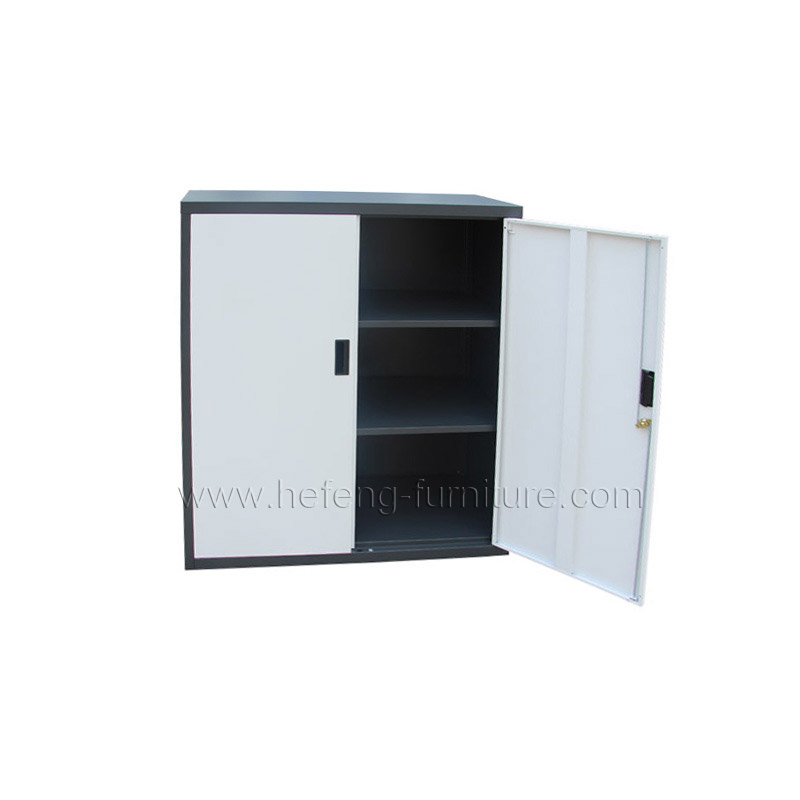 ... two door cabinet with shelves · Half height metal cabinet ...  sc 1 st  Luoyang Hefeng Furniture & Metal Storage Cabinets - Luoyang Hefeng Furniture