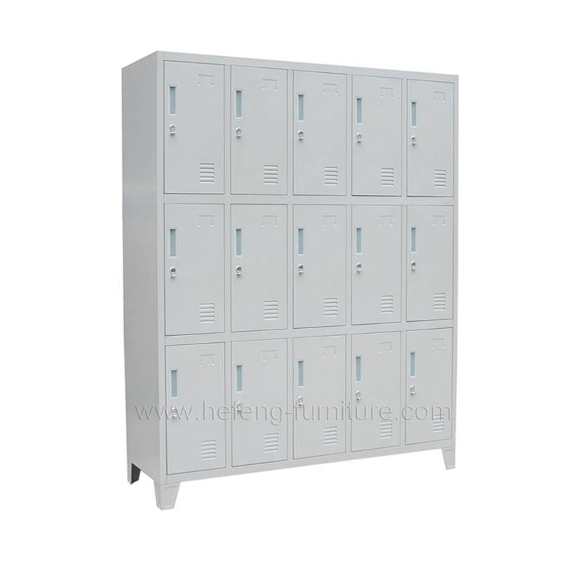 15 Door Large Storage Lockers