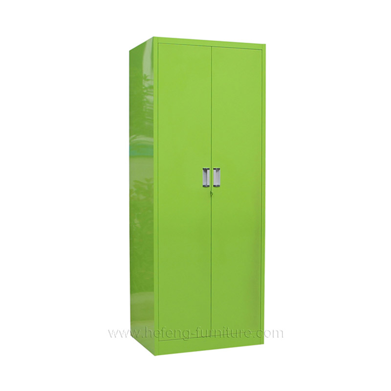 Green Storage Cupboard