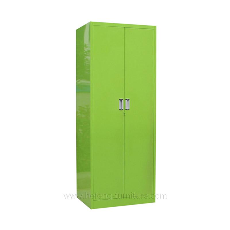 Green Office Storage Cupboard