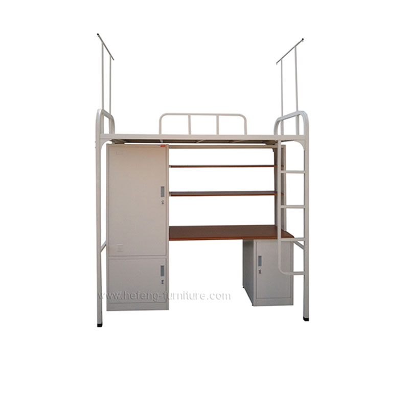 Steel School Bed