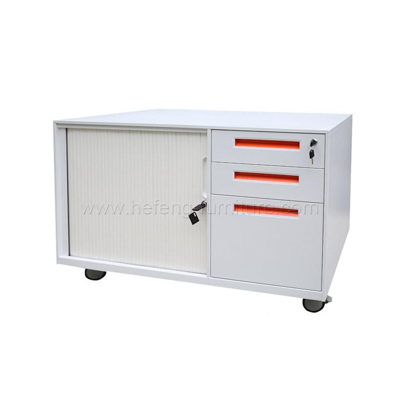 Mobile Roller Shutter Cabinet