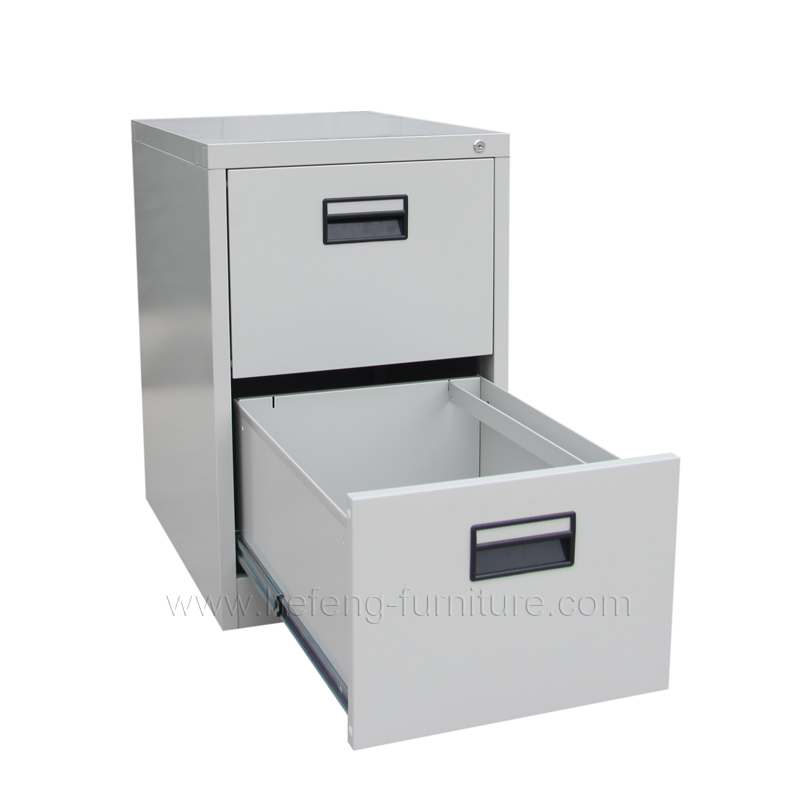 2 Drawer Vertical File Cabinet ...