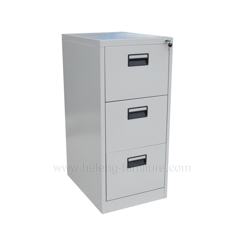 3 Drawer Steel File Cabinet ...