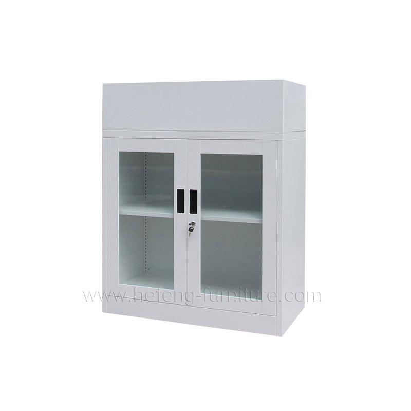 metal utility storage cabinet