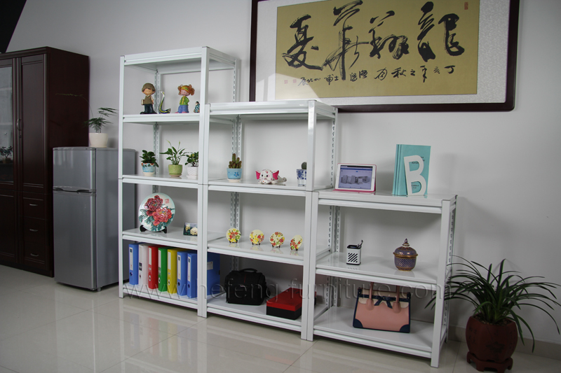 ... Steel Shelf In Office