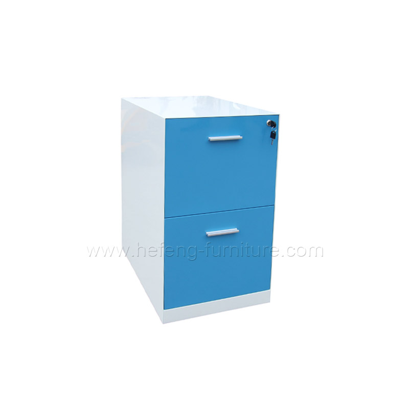 2 Drawer Pedestal Cabinet