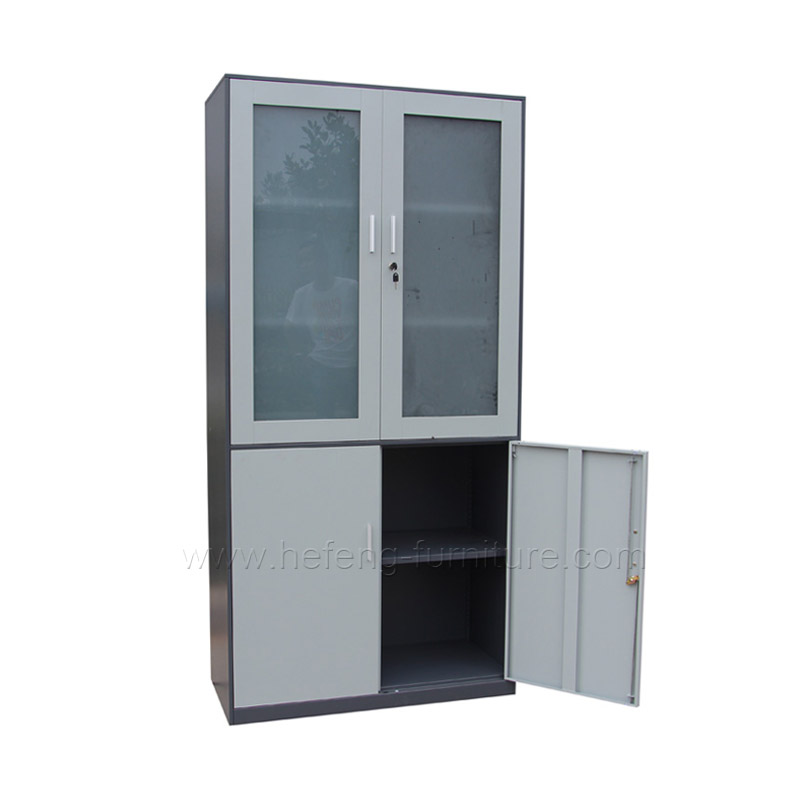 Stylish Metal File Cabinet