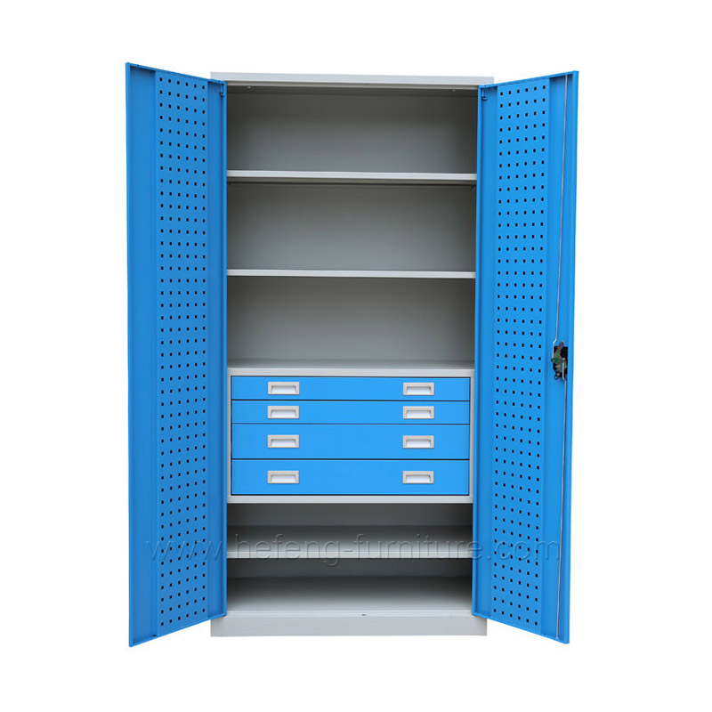 Steel Workshop Cupboards