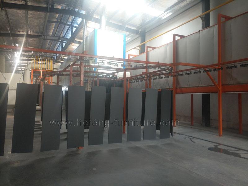 Powder coating line (1)