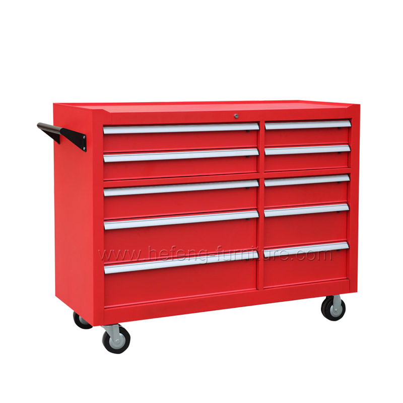Tool Chest With 10 Drawers